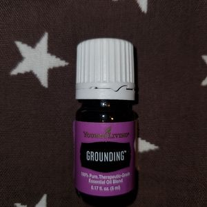 Young Living Essential Oil Grounding 5ml NEW